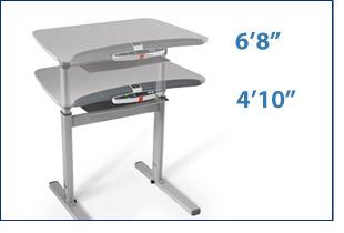 Electric Height Adjustment Desk
