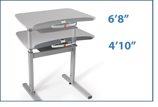 Electric Height Adjustment Desk
