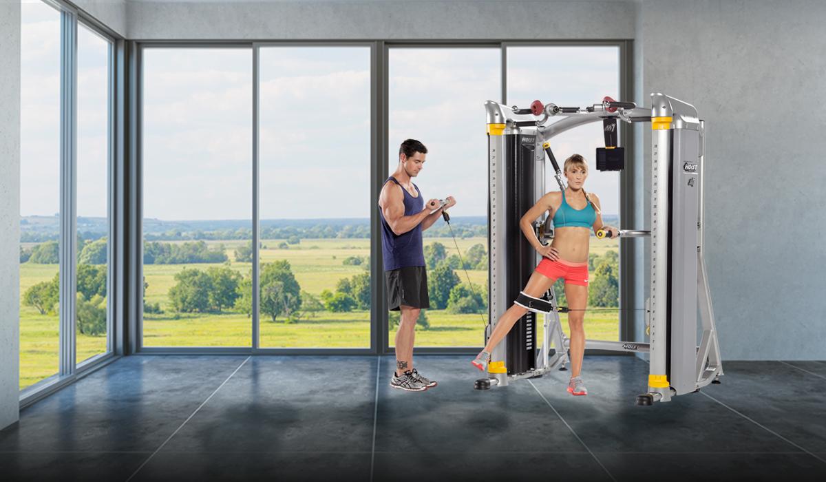 Hoist home gyms