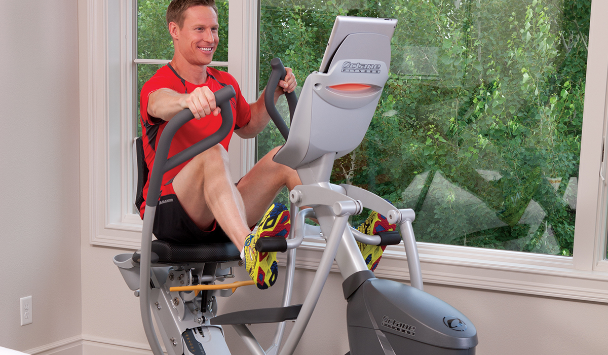 Seated Ellipticals
