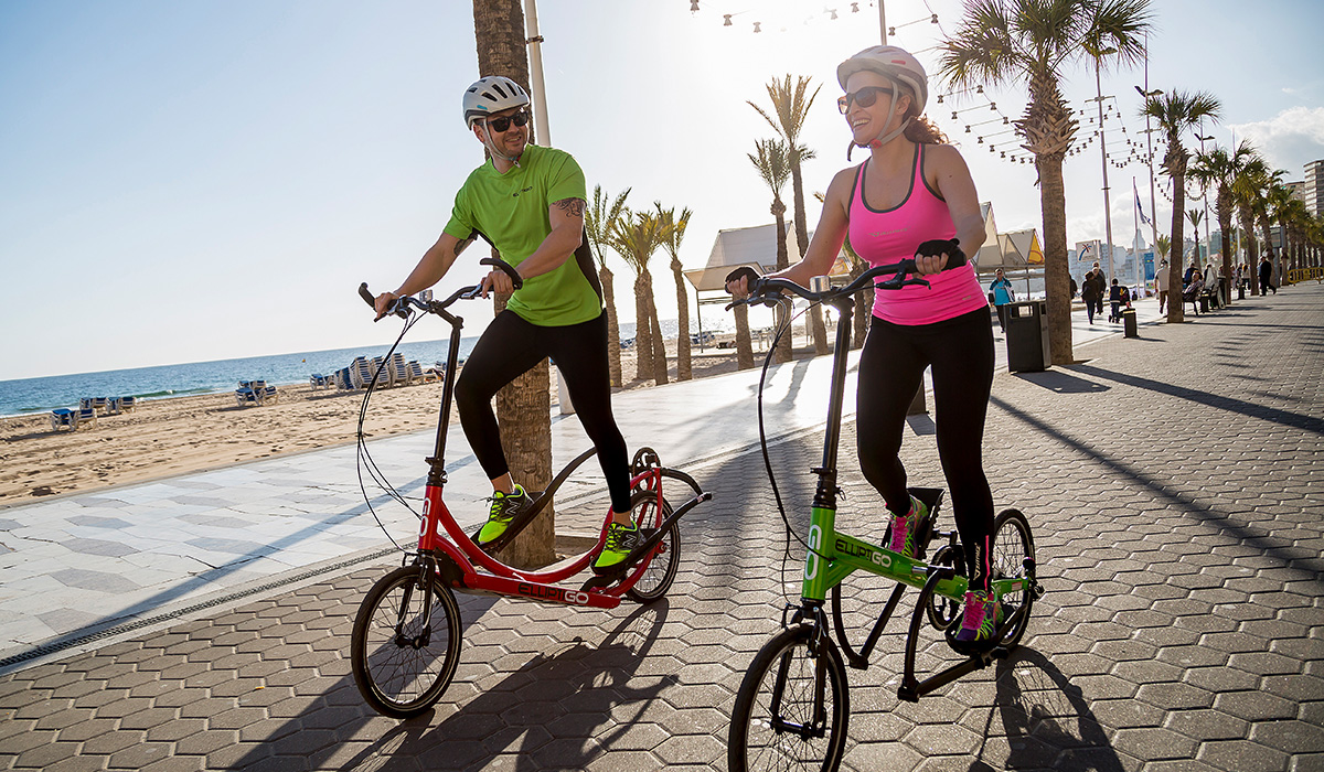ElliptiGO Outdoor Ellipticals