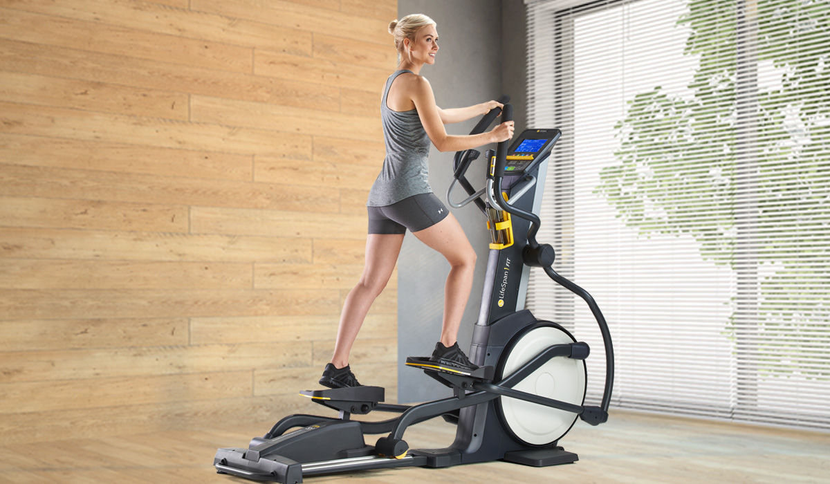 LifeSpan Fitness Ellipticals