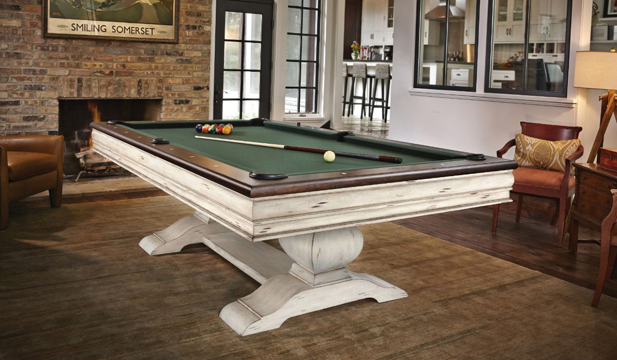 Brunswick 8 ft Pool Tables