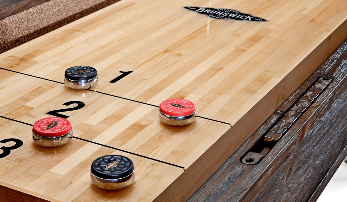 Brunswick Shuffleboard Tables