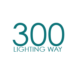 300 Lighting Way