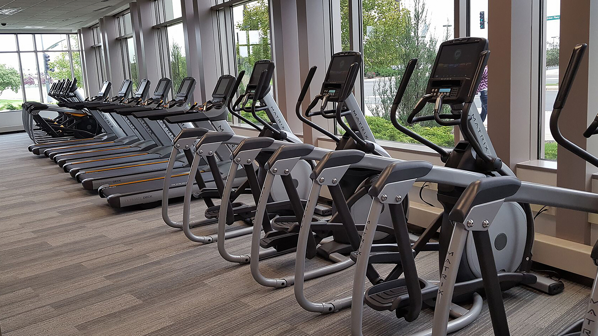 We Outfit the Finest Fitness Facilities
