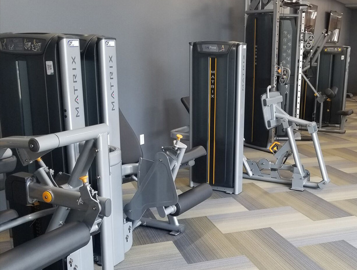 Fitness Equipment for Active Aging Community Centers