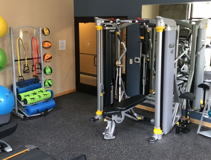 Exercise Equipment for Apartment & Condo Workout Rooms
