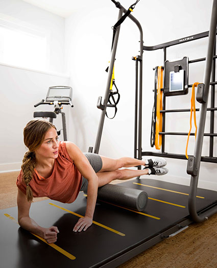 Matrix Home Gym