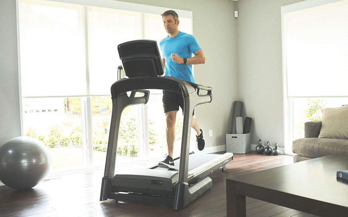 Matrix Fitness Treadmill