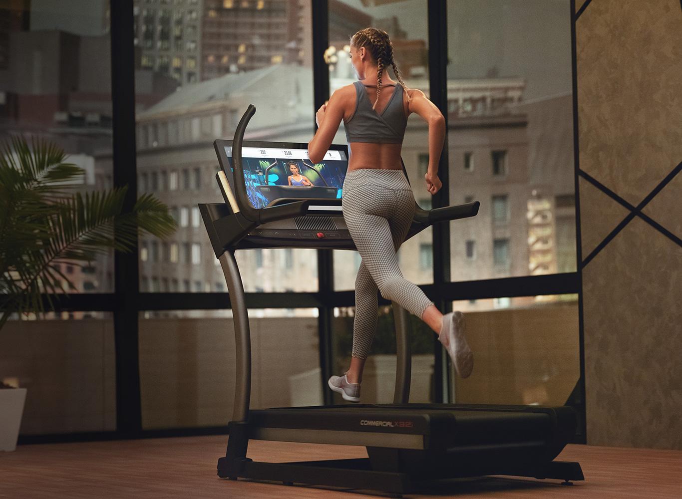 Treadmills, Ellipticals, Cardio & Strength Equipment for the