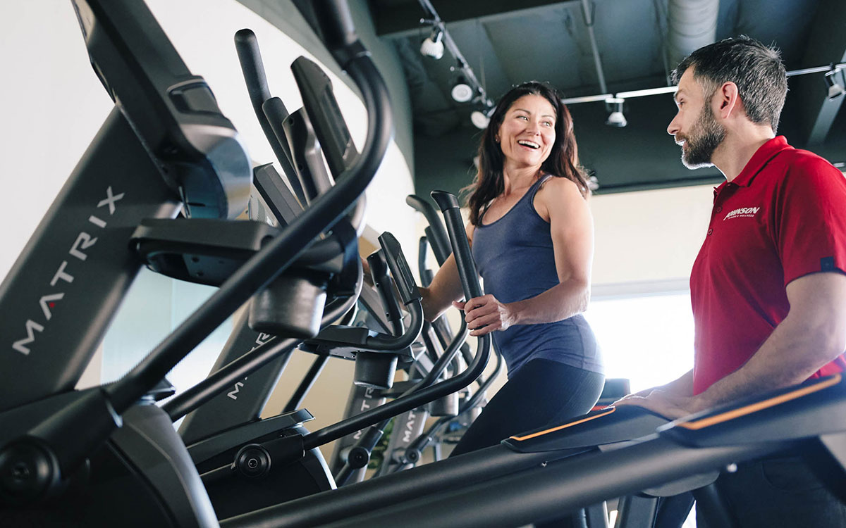 Ask a Commercial Fitness Expert