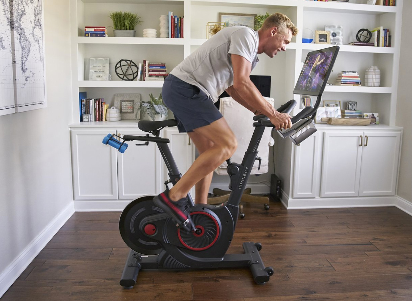Save 25% on Echelon Indoor Cycles
