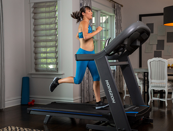 Save on Horizon Studio Series Treadmills