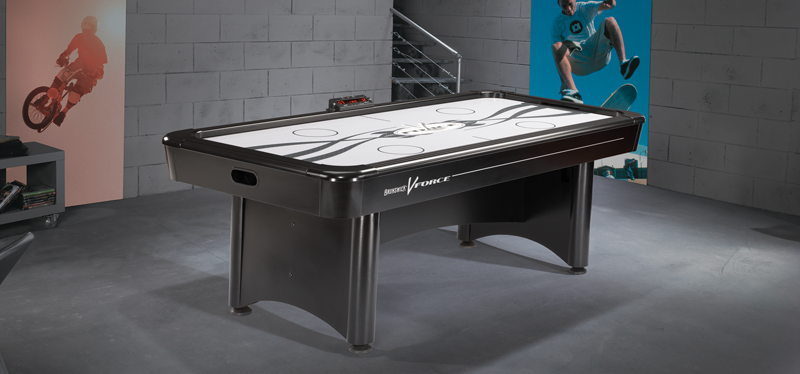 Brunswick Billiards Air Hockey