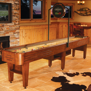 Brunswick Billiards Shuffleboard