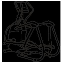 Elliptical Crosstrainers