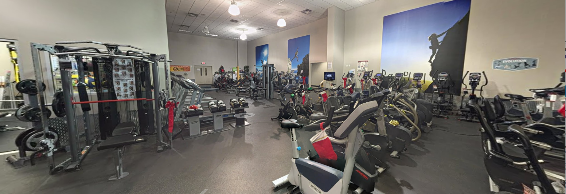 Leisure Fitness Equipment Showrooms
