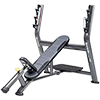 SportsArt Olympic Incline Bench A998