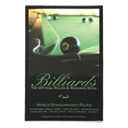 Brunswick Billiards BCA Rule Book