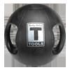 Body-Solid Dual-Grip Medicine Ball - 18 lbs