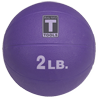 Body-Solid Medicine Ball - 2 lbs (Purple)