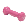 Body-Solid 1 lb. Vinyl Dumbbells