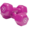 Body-Solid 12 lb. Vinyl Dumbbells