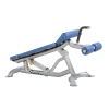 Hoist CF-3162 Adjustable Flat/Decline Bench