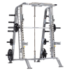 TuffStuff Evolution Smith Machine / Half Cage Combo