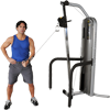 Inflight Fitness Adjustable Cable Column