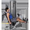 Inflight Fitness Multi-Leg Extension Curl