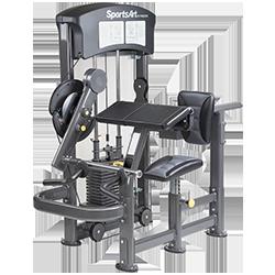 SportsArt DF-105 Biceps Curl & Triceps Extension