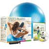 Stott Pilates Stability Ball Power Pack 55cm (blue)
