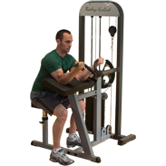 Body-Solid PRO-Select Bicep & Tricep Machine