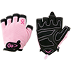 GoFit Women's Breast Cancer Awareness X-Trainer Gloves - Large