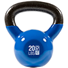 GoFit 20 lbs Kettlebell