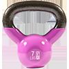 GoFit 7 lbs Kettlebell