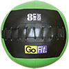 GoFit 8 lbs 10-inch Mini Wall Ball
