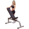 Body-Solid Heavy Duty Flat / Incline Bench