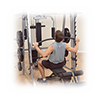Body-Solid Series 7 Lat Attachment