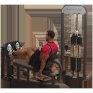 Body-Solid PRO-Select Leg & Calf Press Machine