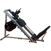 Body-Solid Leg Press Hack Squat Machine
