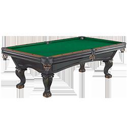 Brunswick Glenwood Two-Tone 8 ft Pool Table