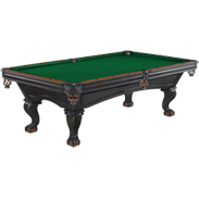 Brunswick 8' Pool Tables
