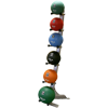 Body-Solid Medicine Ball Rack