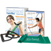 Stott Pilates Flex-Band Handles Power Pack