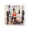 Body-Solid Series 7 Pec Dec Station
