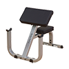 Body-Solid Heavy-Duty Preacher Curl Bench