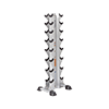Hoist 8-pair Vertical Dumbbell Rack